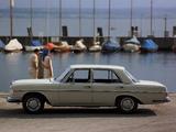 Pictures of Mercedes-Benz S-Klasse (W108/109) 1966–72