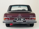 Pictures of Mercedes-Benz 300 SEL 6.3 UK-spec (W109) 1967–72