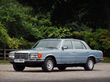 Pictures of Mercedes-Benz 450 SEL UK-spec (W116) 1972–80