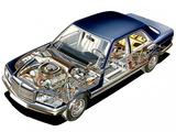 Pictures of Mercedes-Benz S-Klasse (W126) 1979–91