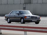 Pictures of Mercedes-Benz S-Klasse (W126) 1979–91