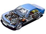 Pictures of Mercedes-Benz S-Klasse Coupe (C126) 1981–91