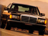 Pictures of Mercedes-Benz 420 SEL US-spec (W126) 1985–91