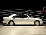 Pictures of Mercedes-Benz S-Klasse (W140) 1991–98