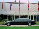 Pictures of Mercedes-Benz S 600 L Pullman Guard (V140) 1993–98