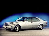 Pictures of Mercedes-Benz S 500 Guard (W140) 1993–98