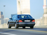 Pictures of Mercedes-Benz S 600 (W140) 1993–98
