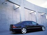Pictures of WALD Mercedes-Benz S-Klasse (W220) 1998–2002