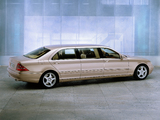 Pictures of Mercedes-Benz S 600 Pullman (W220) 1998–2005