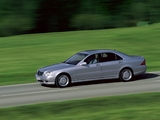 Pictures of Mercedes-Benz S 55 AMG (W220) 1999–2002