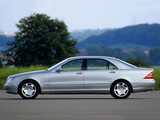 Pictures of Mercedes-Benz S 600 (W220) 1999–2002