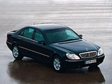 Pictures of Mercedes-Benz S-Klasse Guard (W220) 1999–2002