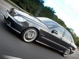 Pictures of Mercedes-Benz S 65 AMG UK-spec (W220) 2004–05