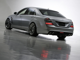 Pictures of WALD Mercedes-Benz S 550 (W221) 2005–09
