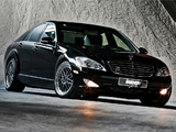 Pictures of Inden Design Mercedes-Benz S 500 (W221) 2005–09