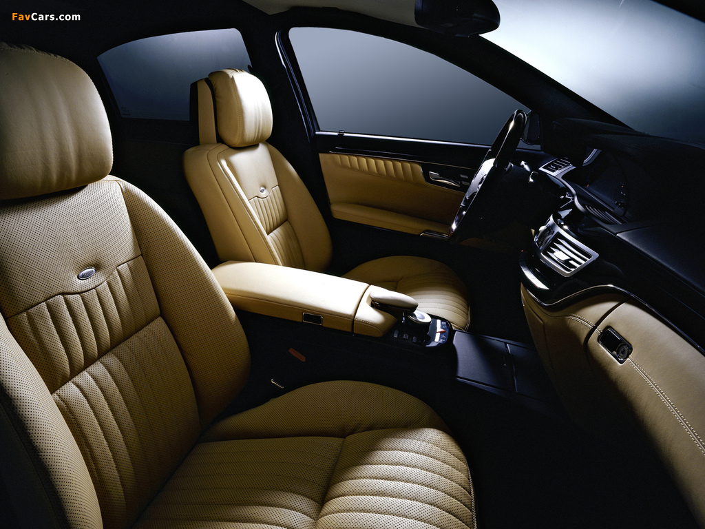 Pictures of Mercedes-Benz S 600 (W221) 2005–09 (1024 x 768)