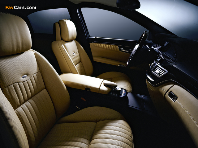 Pictures of Mercedes-Benz S 600 (W221) 2005–09 (640 x 480)