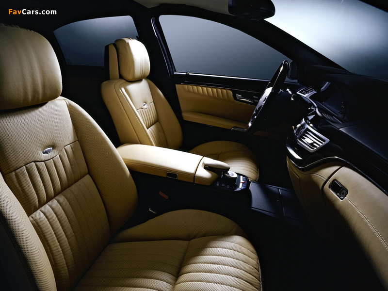 Pictures of Mercedes-Benz S 600 (W221) 2005–09 (800 x 600)