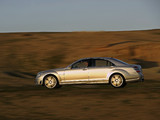 Pictures of Mercedes-Benz S 65 AMG (W221) 2006–09