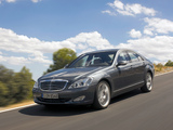 Pictures of Mercedes-Benz S 500 4MATIC (W221) 2006–09