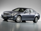 Pictures of Mercedes-Benz S 300 BlueTec Hybrid Concept (W221) 2007