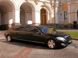 Pictures of Carat by Duchatelet Mercedes-Benz S 500 (W221) 2007