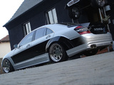 Pictures of Asma Design Eagle II Widebody (W221) 2007–09