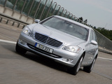 Pictures of Mercedes-Benz S 600 Guard (W221) 2007–09