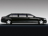 Pictures of Mercedes-Benz S 600 Guard Pullman (W221) 2008–09