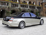 Pictures of Carlsson Aigner CK 65 RS Blanchimont (W221) 2008–09