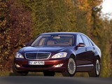 Pictures of Mercedes-Benz S 320 CDI BlueEfficiency (W221) 2008–09
