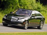 Pictures of Mercedes-Benz S 600 US-spec (W221) 2009–13
