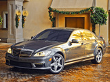 Pictures of Mercedes-Benz S 63 AMG US-spec (W221) 2009–10