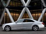 Pictures of Mercedes-Benz S 350 CDI AMG Sports Package UK-spec (W221) 2009–13