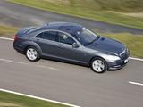 Pictures of Mercedes-Benz S 350 CDI UK-spec (W221) 2009–13