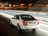Pictures of Mercedes-Benz S 400 Hybrid (W221) 2009–13