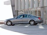 Pictures of Mercedes-Benz S 500 4MATIC AMG Sports Package (W221) 2009–13