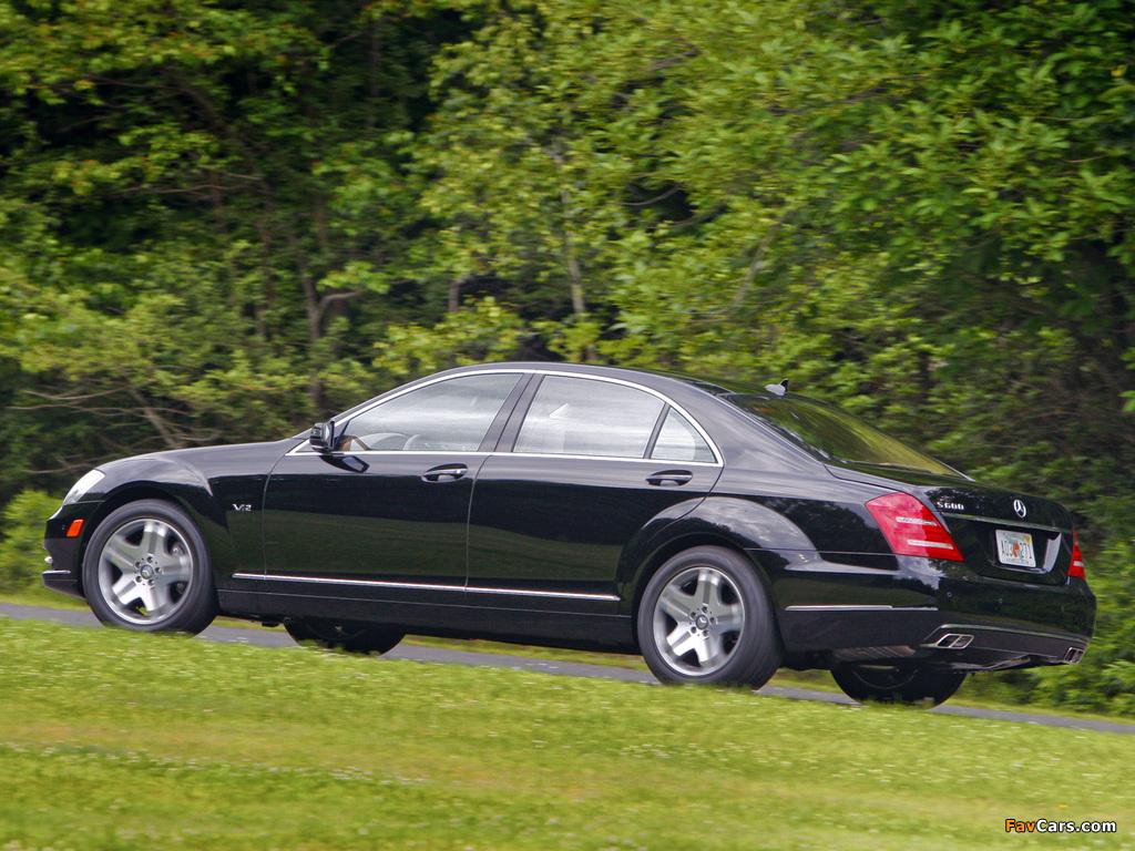 Pictures of Mercedes-Benz S 600 US-spec (W221) 2009–13 (1024 x 768)