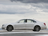 Pictures of Mercedes-Benz S 65 AMG (W221) 2009–10