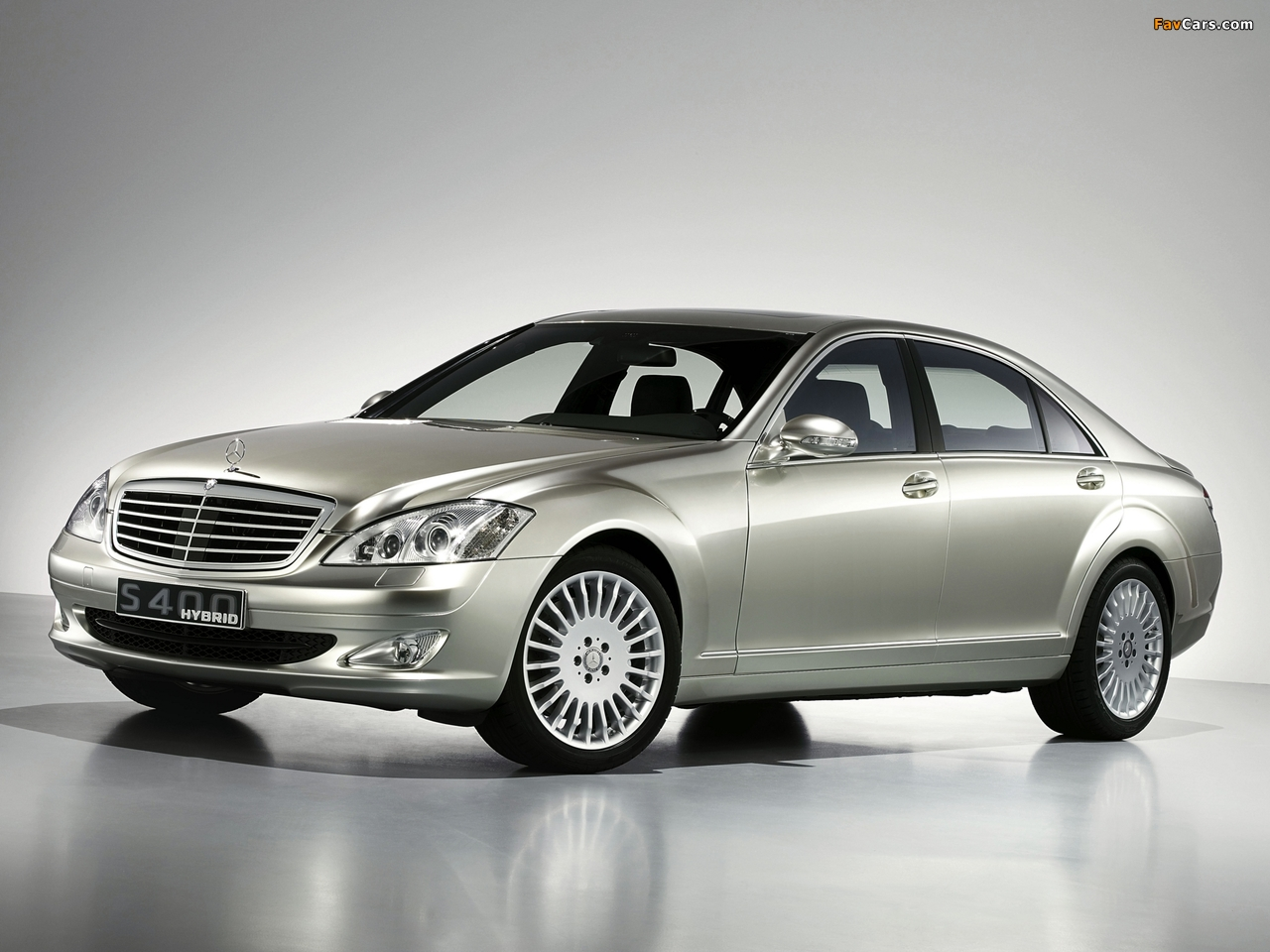 Pictures of Mercedes-Benz S 400 Hybrid Concept (W221) 2009 (1280 x 960)