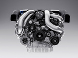 Pictures of Engines AMG S63 Show Car (W221) 2010
