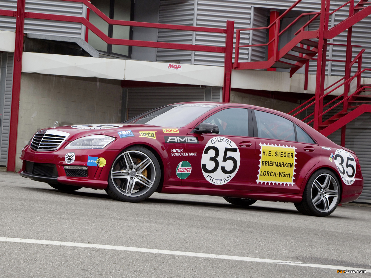 Pictures of Mercedes-Benz S 63 AMG Show Car (W221) 2010 (1280 x 960)