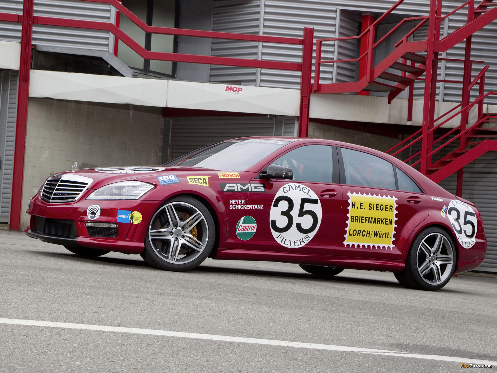 Pictures of Mercedes-Benz S 63 AMG Show Car (W221) 2010 (1600 x 1200)
