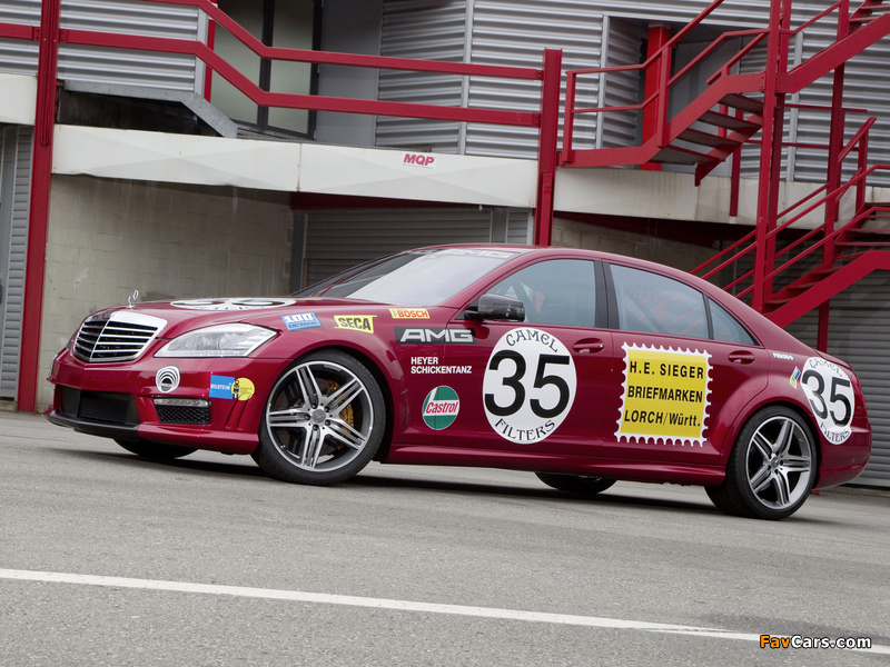 Pictures of Mercedes-Benz S 63 AMG Show Car (W221) 2010 (800 x 600)
