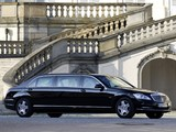 Pictures of Mercedes-Benz S 600 Guard Pullman (W221) 2010–13