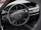 Pictures of Mercedes-Benz S 63 AMG Show Car (W221) 2010