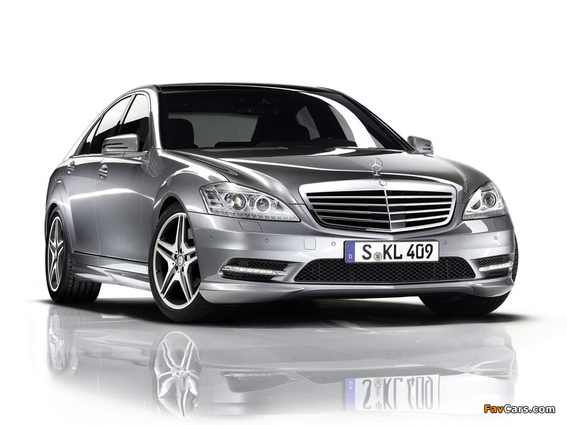 Pictures of Mercedes-Benz S 350 BlueEfficiency AMG Sports Package (W221) 2010–13 (800 x 600)