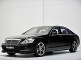 Pictures of Brabus B50 (W221) 2011–13