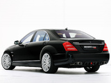 Pictures of Brabus B63 (W221) 2011–13