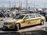 Pictures of Mercedes-Benz S-Klasse Pullman Festival de Cannes (W221) 2012